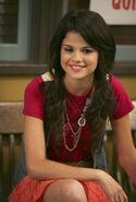 Selena smarty pants behind the scenes