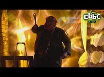 CBBC- Wizards vs Aliens Season 3 - Dealing with Dragons!