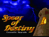 Spear of Destiny Cosmetic Upgrade