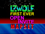 LZWolf First Ever Open Invite Mapset