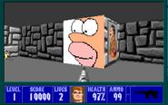 Wolfenstein Meets Pacman 3