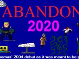 Abandon 2020