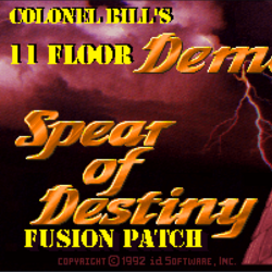 SOD Fusion Patch
