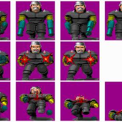 Wolf3d Boss Generator