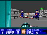 Thomas' Wolfenstein 3D