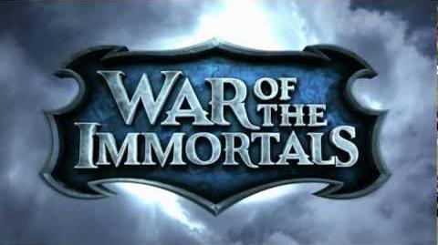 War of the Immortals Lost Omen - Teaser