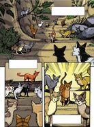 ThunderClan Ravenpaw's Path Manga