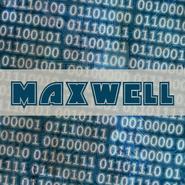 Maxwell square icon