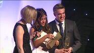 Bobby Lockwood & Aimee Kelly At The RTS Awards 2012
