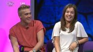 Wolfblood ~ Aimee & Bobby Newsround Interview (2012)-0