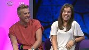 Wolfblood ~ Aimee & Bobby Newsround Interview (2012)