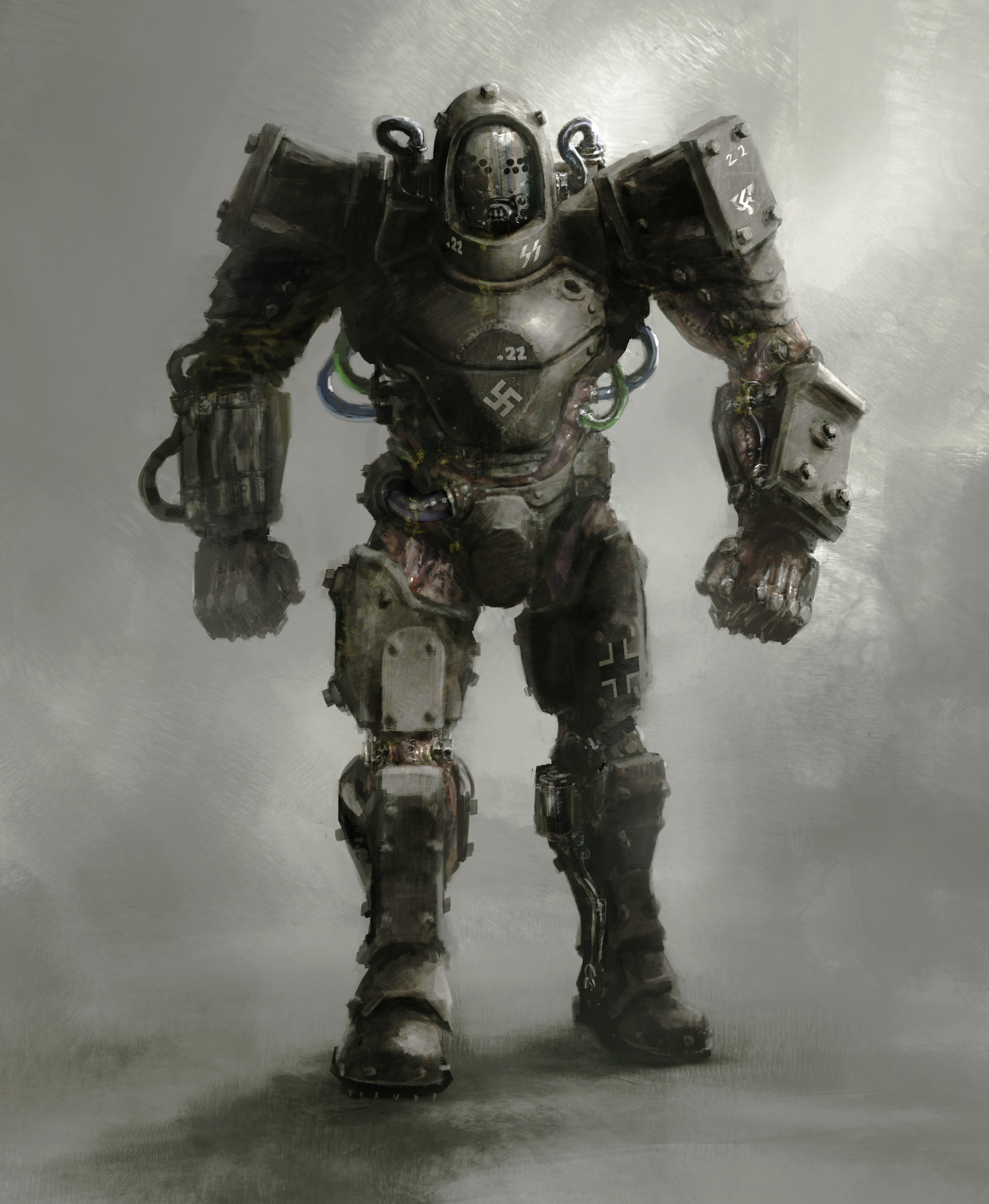 Super Soldier (MachineGames)