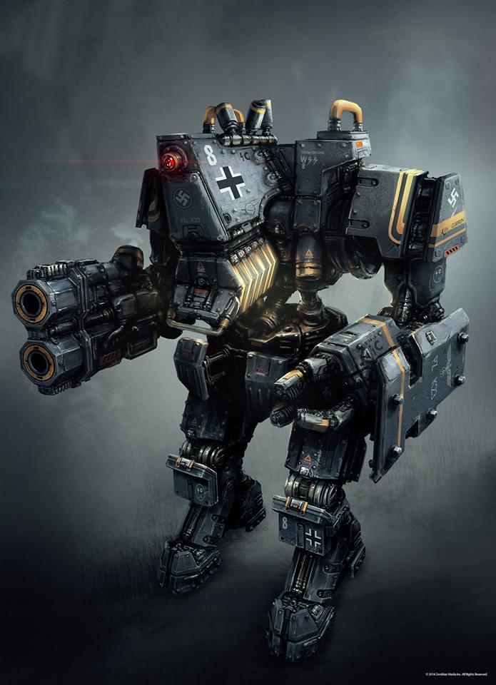 Heavy Robot