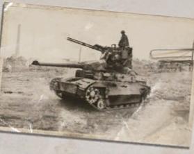 Wolf-tank