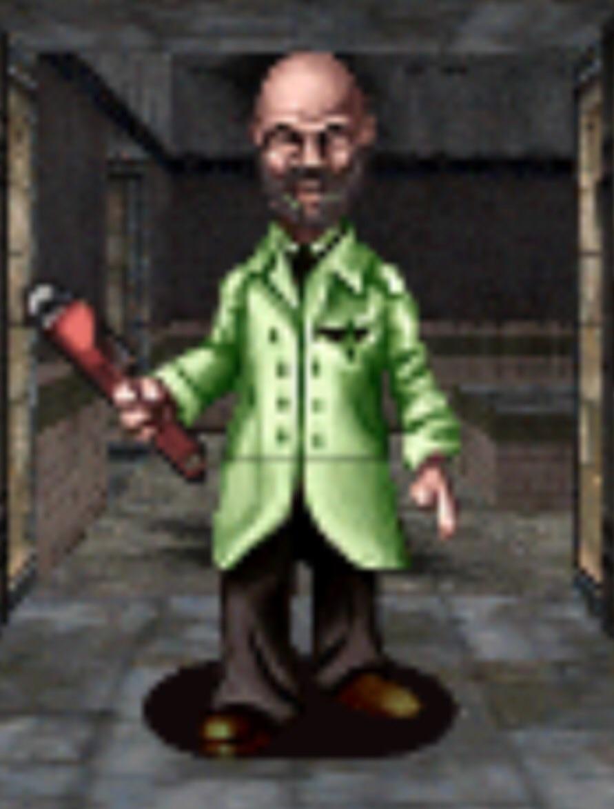 Dr. Schabbs (RPG)