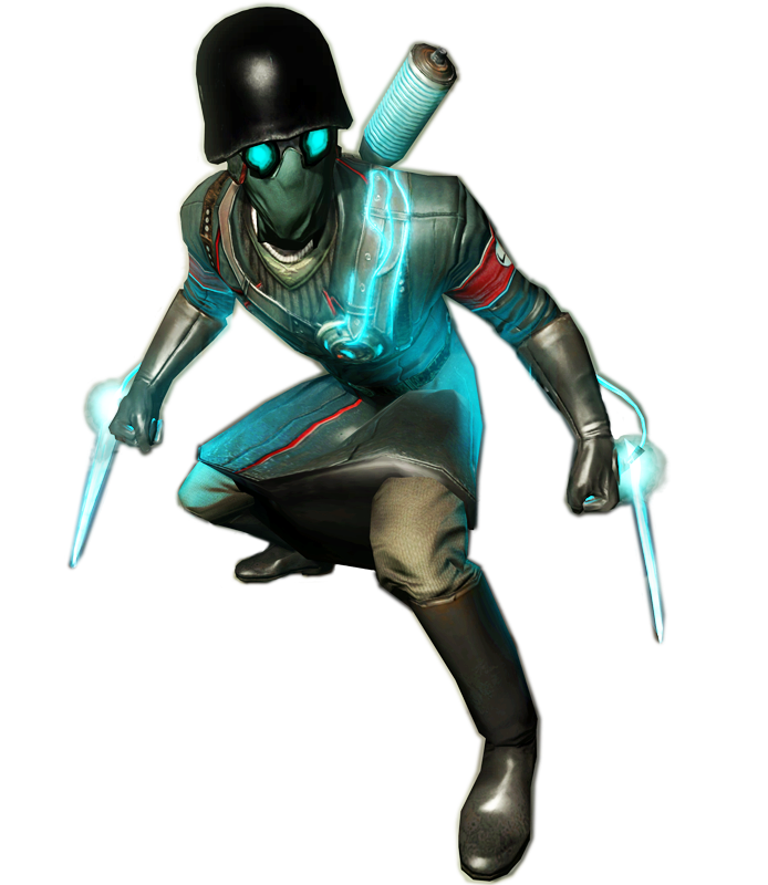 Veil Assassin