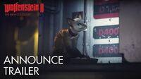 Wolfenstein II The New Colossus –E3 2017 Announce Trailer
