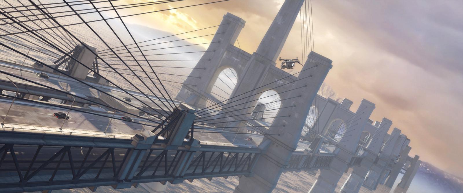 Gibraltar Bridge