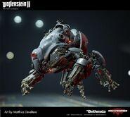 Laserhund Artstation