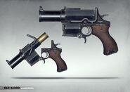 Kampfpistol