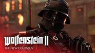 NO MÁS NAZIS Nuevo tráiler de juego – Wolfenstein II The New Colossus