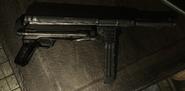Wolfenstein 2009 MP40 World Model