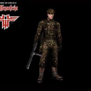 Black guard RTCW forest.jpg