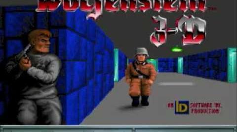 Music of Wolfenstein 3D