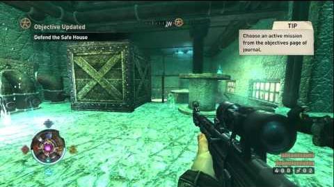 Xbox 360 Longplay 011 Wolfenstein (Part 7 of 7)