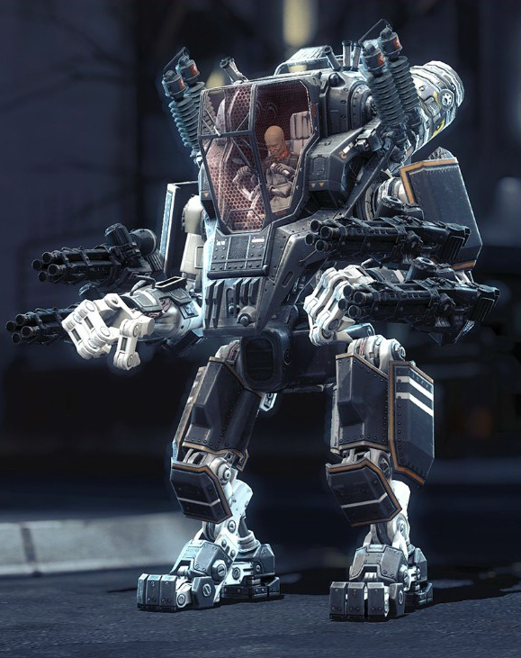 Mechanical Powered Armor