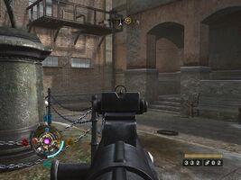 MP43 Iron sights