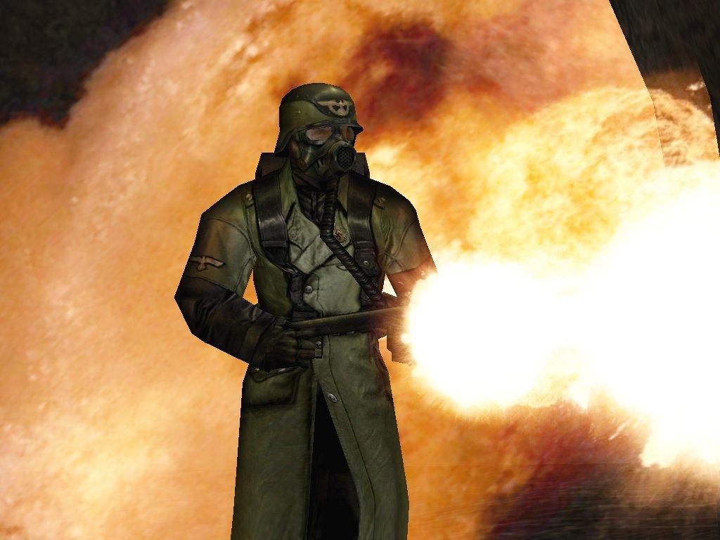 Flamethrower (RtCW)