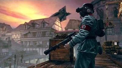 Wolfenstein The Old Blood - Launch Trailer