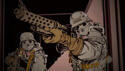 Maschinenpistole-Freedom-Chronicles