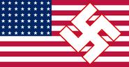 Flag of Nazi Occupied United States