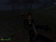 RTCW - Elite Guards in Unhallowed Ground