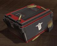 AR-T Large Ammo box (The Old Blood)