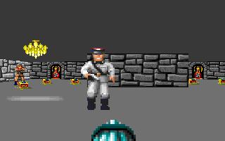 Officer (Wolf3D)