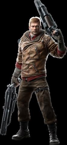 B.J. Blazkowicz (Quake Champions)