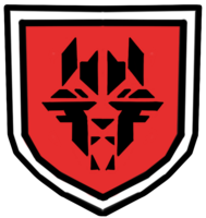 Panzerhund Insgnia
