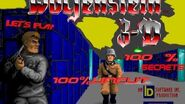 Let´s Play Wolfenstein 3D Episode 1 Level 1