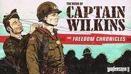 Wolfenstein II Las hazañas del capitán Wilkins – Ya disponible