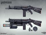 Assault Rifle 1960