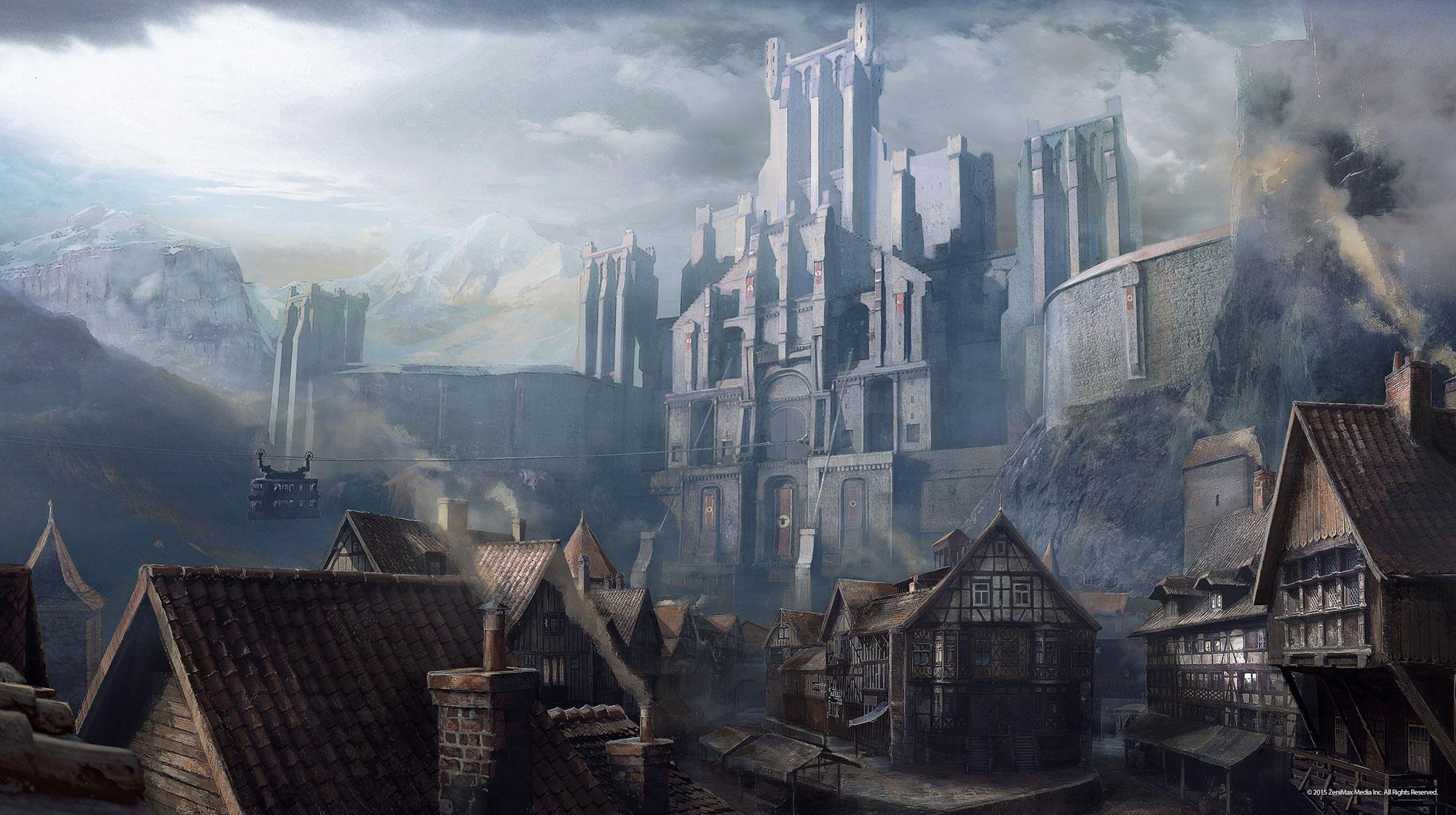 Castle Wolfenstein (MachineGames)