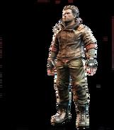 Wolfenstein guy