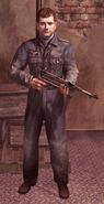 Luftwaffe soldier