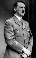 Adolf Hitler portrait-1-