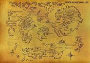 Wolfhound World Map