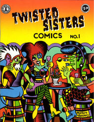 Twisted Sisters, Issue 1