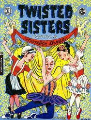 Twisted Sisters, Issue 3